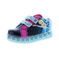 Sneakers Frozen marino y azul T03517
