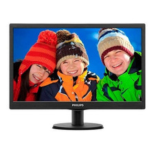 Monitor Philips 19 193v5lsb2/55 Hd  Hdmi  Vga