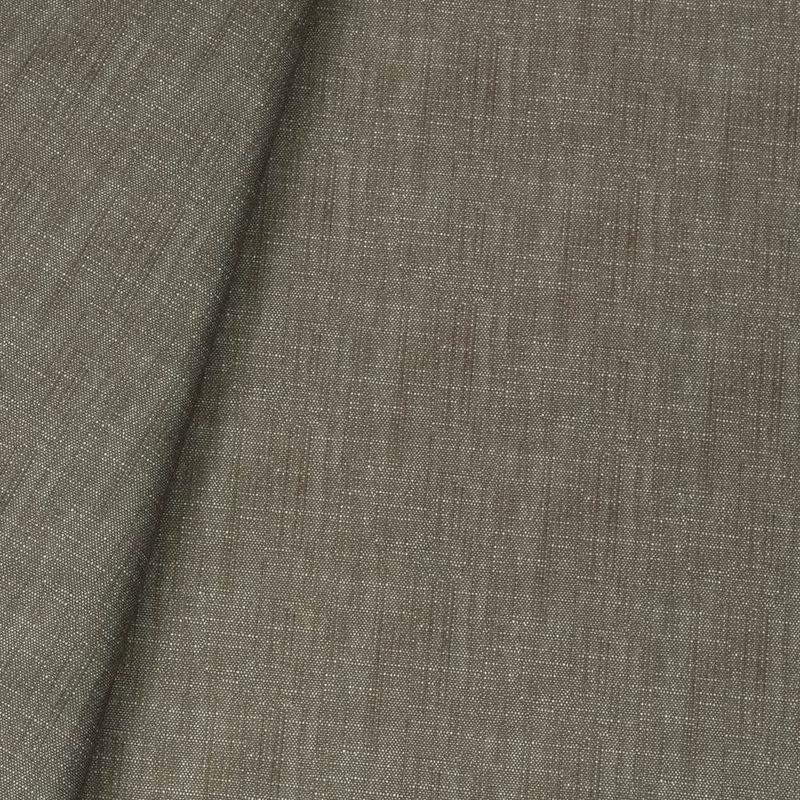 Tecido veludo linho marrom Larg. 1,40 m