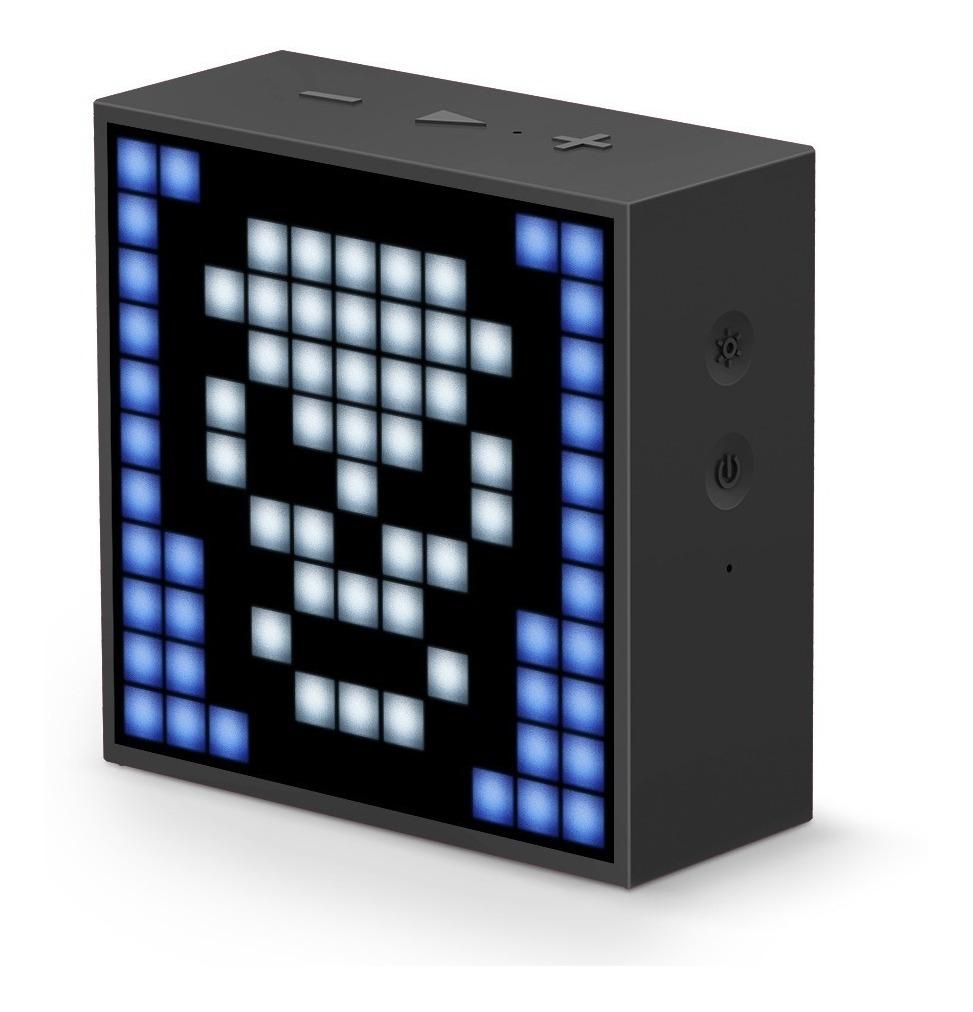 Parlante Bluetooth Timebox Mini Divoom Reloj Alarma Oferta