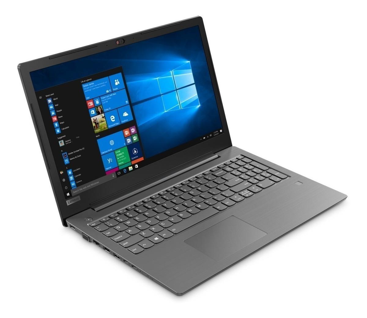 Notebook Lenovo V330 Core I5 8250u 12gb 1tb 15.6 Ssd 256  M2