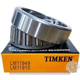 Rolamento Roda De Harley - 9052 73-99 LM11949 LM11910 Timken