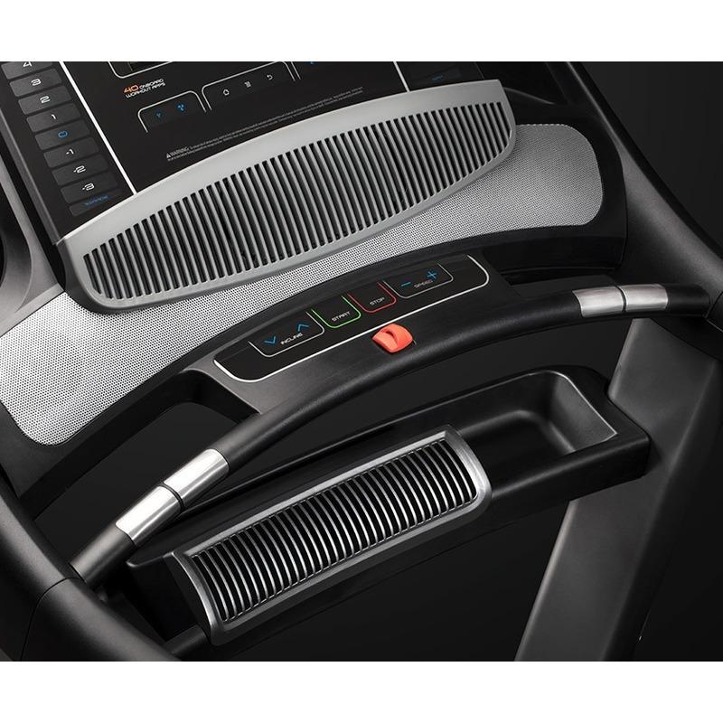 Caminadora Nordictrack 1750 Motor 3.8 Usuario 140 Kg Potente 2018