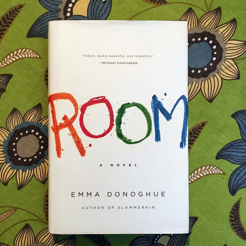 Emma Donoghue. ROOM.