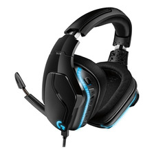 Auriculares Headset Gamer Logitech G635 7.1 Rgb Lightsync Pc Ps4 Xbox Gtia Oficial