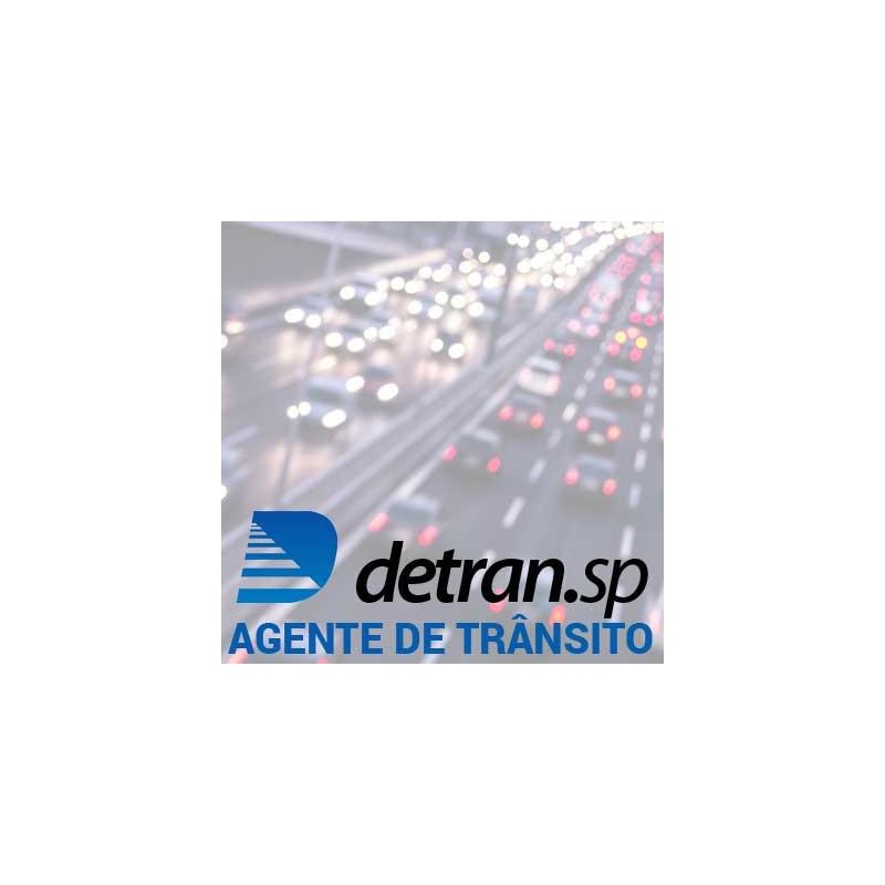 Curso online Agente de Trânsito Detran Legislação