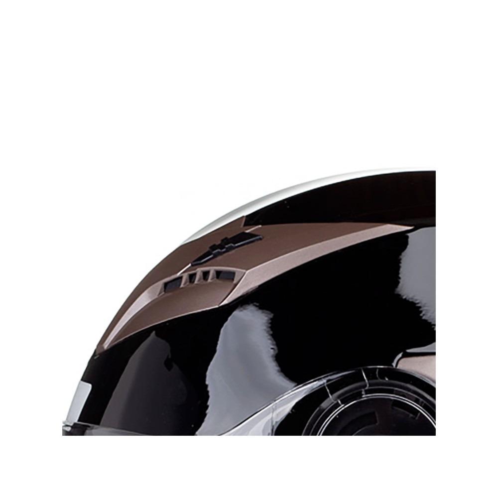 f7a375264 Capacete Texx Gladiator Articulado Preto Brilhante R$ 589.9 - Grife ...