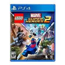 Lego Marvel Super Heroes 2 Ps4 Fisico Original Sellado