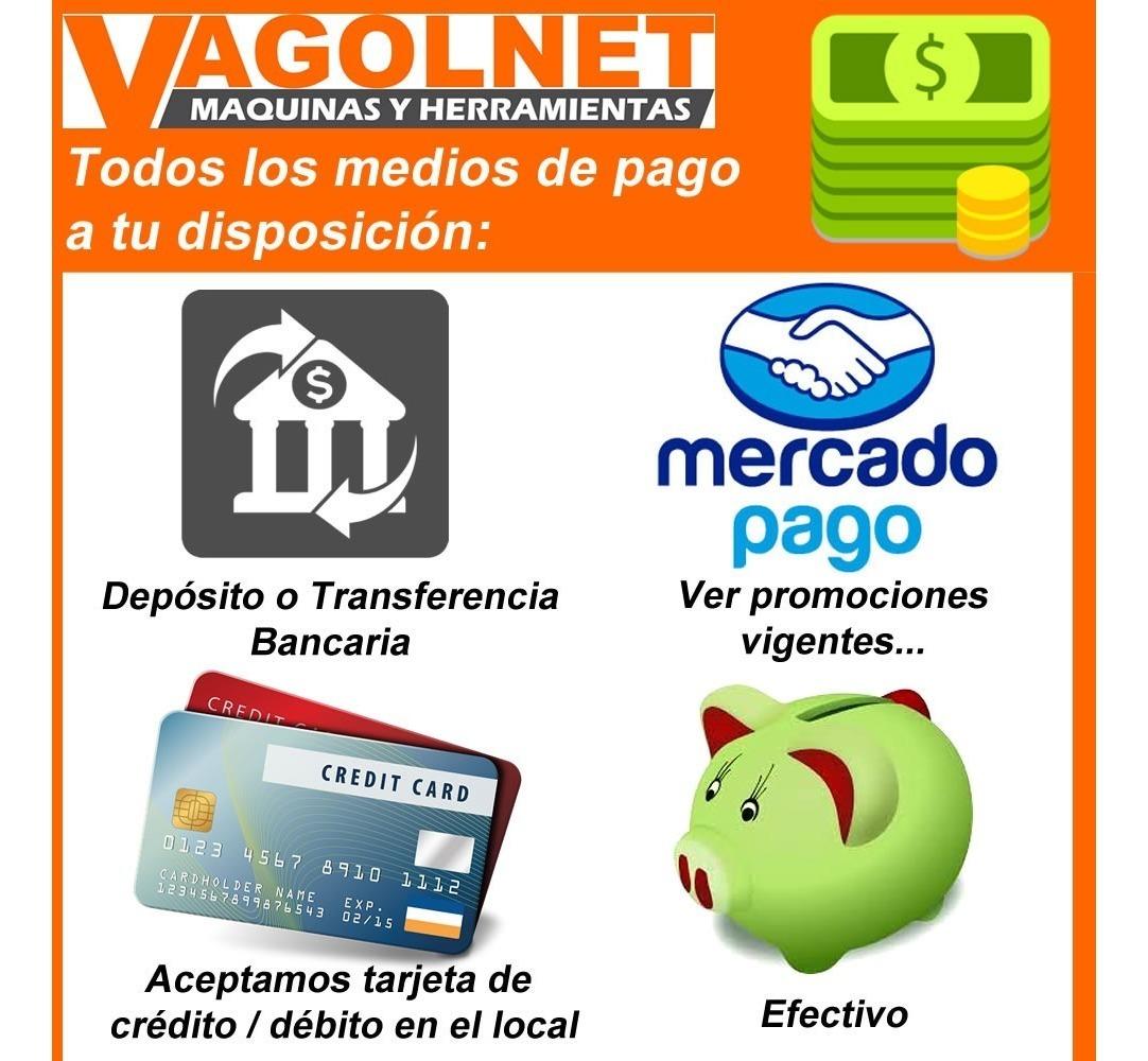 Sierra Circular Mesa Banco 1800w Kld 250mm + 2 Prensas Rapi