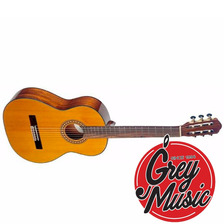 Guitarra Clasica Stagg Angel Lopez Sil-hg 4/4 - Grey Music