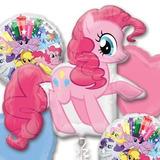 globo my little pony rosa 60cm desinflado apto helio