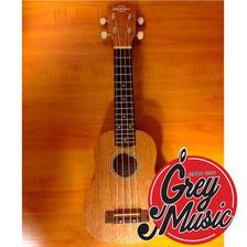 Ukelele Soprano Molokai Uks21 Mns Cuerdas Aquila Grey Music