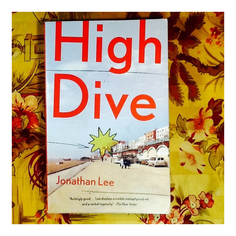 Jonathan Lee.  HIGH DIVE.