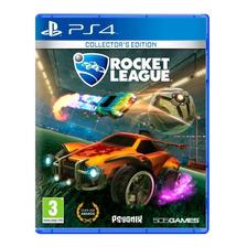 Rocket League Collectors Edition Ps4 Fisico Sellado Nuevo