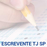 Curso de Testes Escrevente TJ SP Raciocínio Lógico