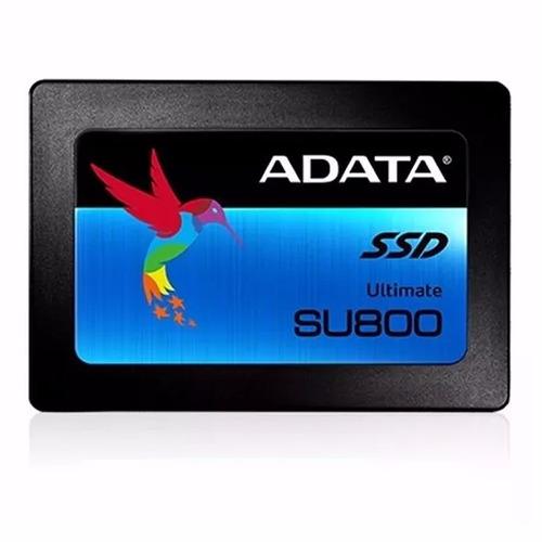 Disco Solido Adata Su800 Ssd 512gb Ultimate Nand 3d Pc Note