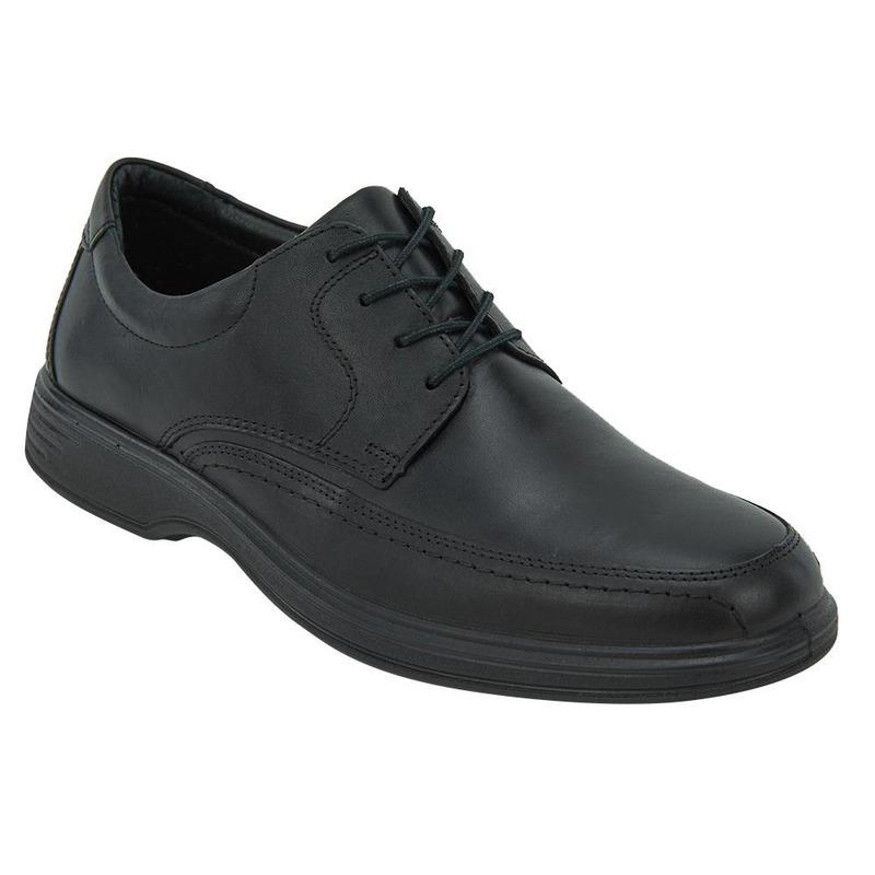 Zapato De Vestir Flexi Negro F59302