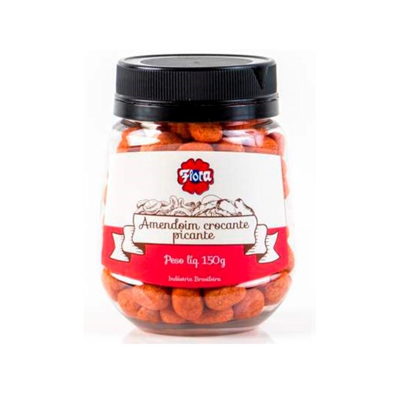 Amendoim Crocante Picante 150g - Flora