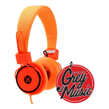 Auriculares Moki Acc Hphyo Hyper Headphone - Orange