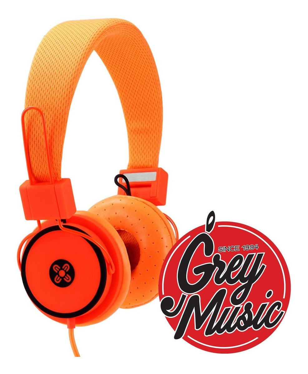 Auriculares Moki Acc Hphyo Hyper Headphone - Orange