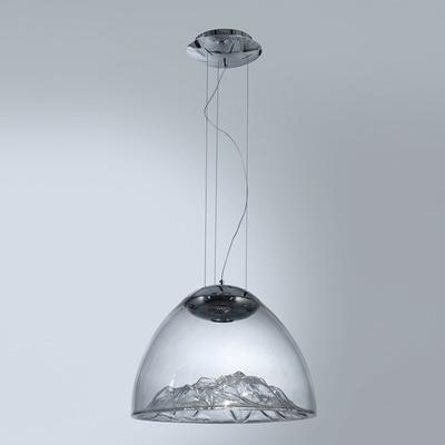 Lampara Colgante Cristal Led Peak-co-l Calidad Premium Gmg