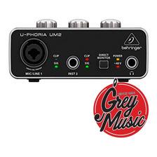 Audio Interface Behringer Um2audiophile 2x2 Usb Con Xenyx
