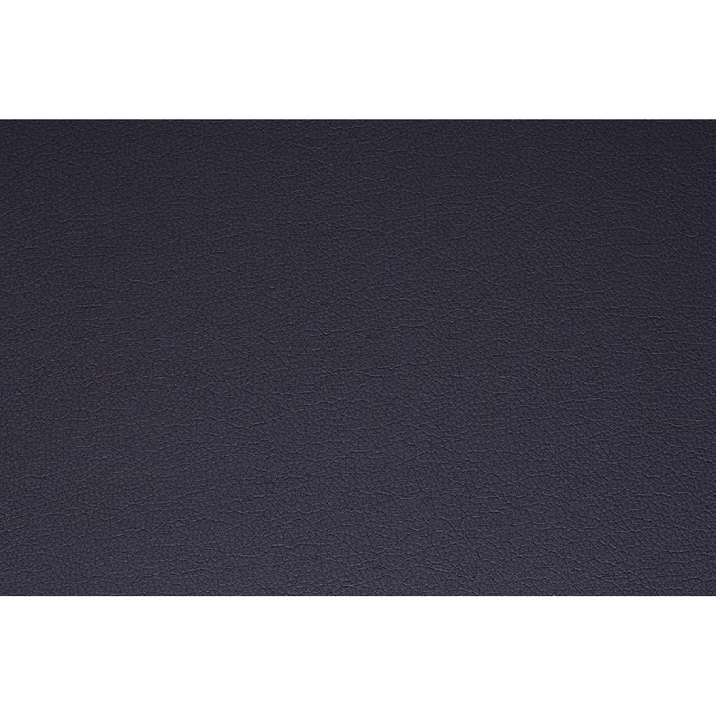 Tecido couro sintético fit stilo azul escuro (laguna)
