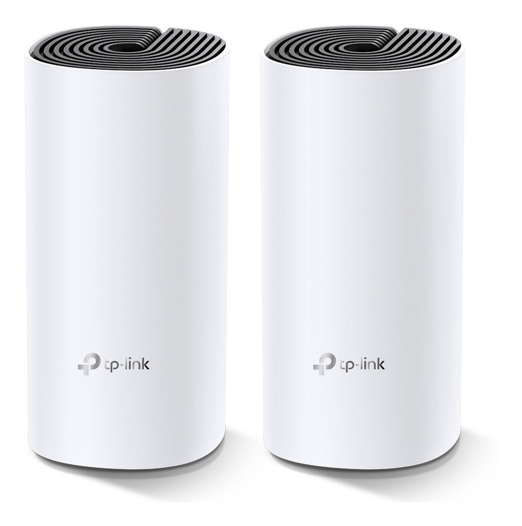 Tp Link Wi-fi Mesh Para Toda La Casa Ac1200 Deco M4 Kit X 2