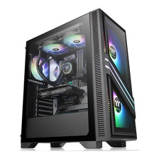 GABINETE GAMER THERMALTAKE VERSA T35 TG RGB TEMPERED GLASS