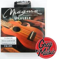 Encordado Magma De Ukelele Tenor Uk120n Cuerdas De Nylon