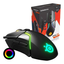 Mouse Gamer Inalambrico Steelseries Rival 650 Wireless Gtia