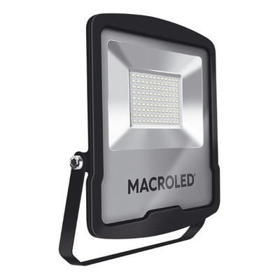 Reflector Led Proyector Macroled 100w Bajo Consumo Ip65