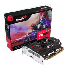 Placa De Video Sentey Rx560 4gb Gddr5 Hdmi Fortnite Rx 560