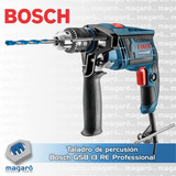 Taladro Percutor Bosch Gsb 13 Re Reversible 650w Con Maletin