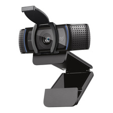 Camara Web Logitech Full Hd C920 Webcam 1080p Usb Streaming