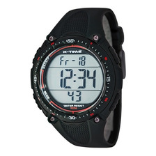 Reloj Deportivo X-time Xt001 Crono Alarma Sumergible Colores