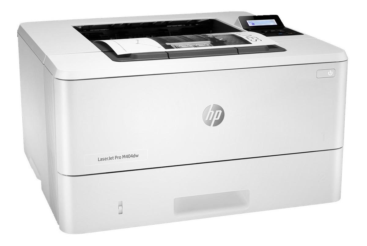 Impresora Hp Laserjet Pro M404dw Duplex Wifi M402