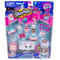 Shopkins Temporada 7 Join The Party 8 Figuras + Accesorios