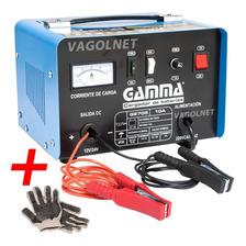 Cargador De Bateria 10 Amper 12/24v G2705 Gamma 2 Años Gtia