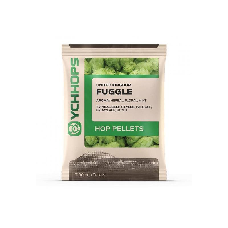 Lupulo Fuggle -  454 g, Kit Cerveza Artesanal