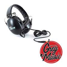 Auriculares Stereo Vic Firth Sih1 Para Bateria - Grey Music