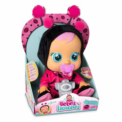 Lady -Cry Babies Bebe Con Sonido - Ll...