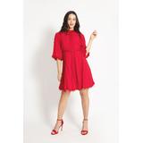 Vestido Oriental Lilly Rojo