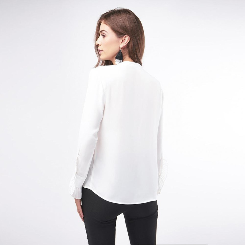 Blusa Blanca Lisa 019541