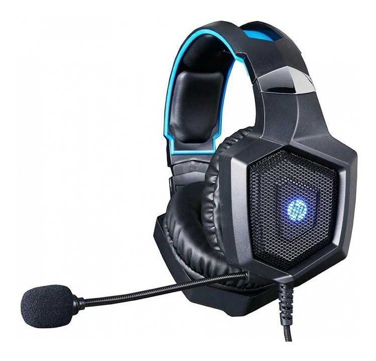 Auriculares Gamer Hp H320gs Microfono Usb Pc
