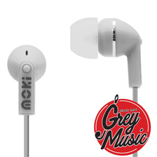 Auricular Moki Acc Hpdotw In Ear Moki Dots Noise Wh