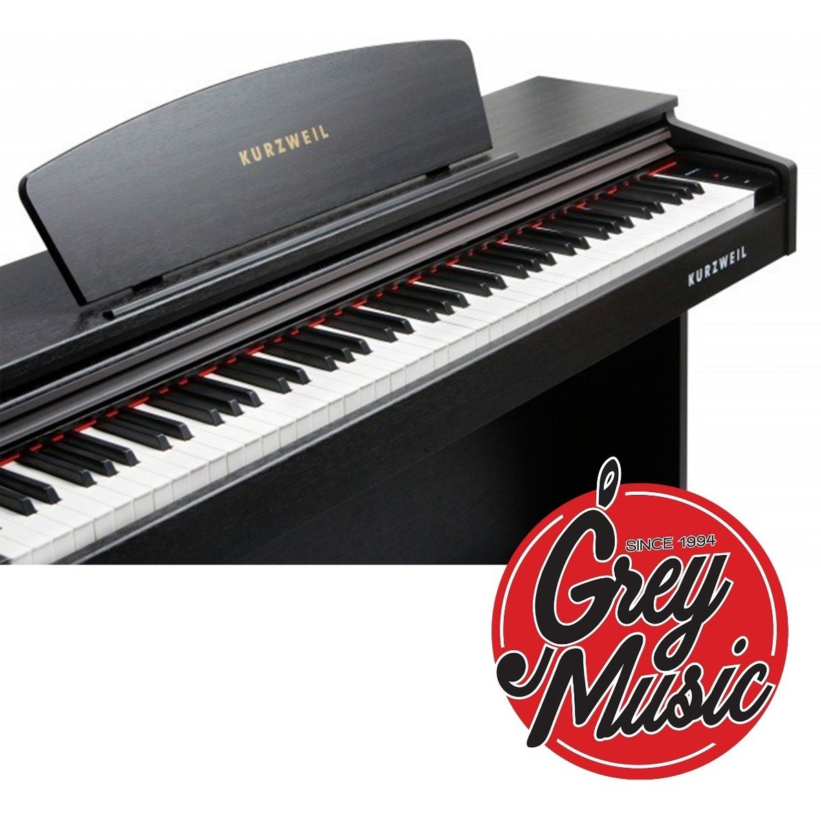 Piano Digital Kurzweil M90sr 88 Notas 16 Demos - 64 Voces