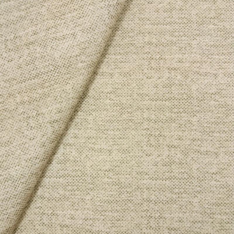 Tecido veludo para decoração bege com fendi Larg. 1,40 m
