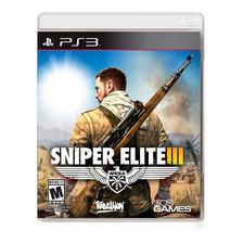 Sniper Elite 3 Ps3 Fisico Original Sellado Nuevo