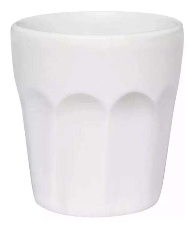 Vaso Pequeño Colores Ceramica Oxford 90 Ml. Cafe Lagrima Bar